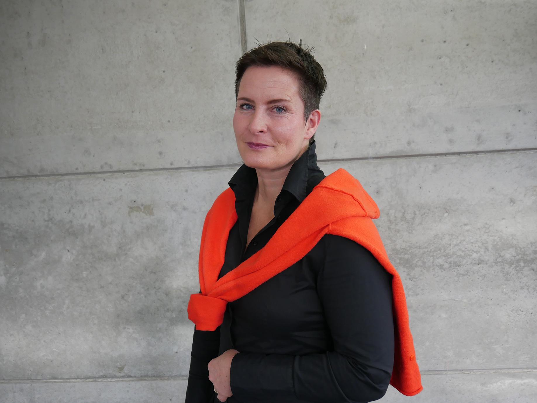 Portrait von Ilka Raven Buchmann