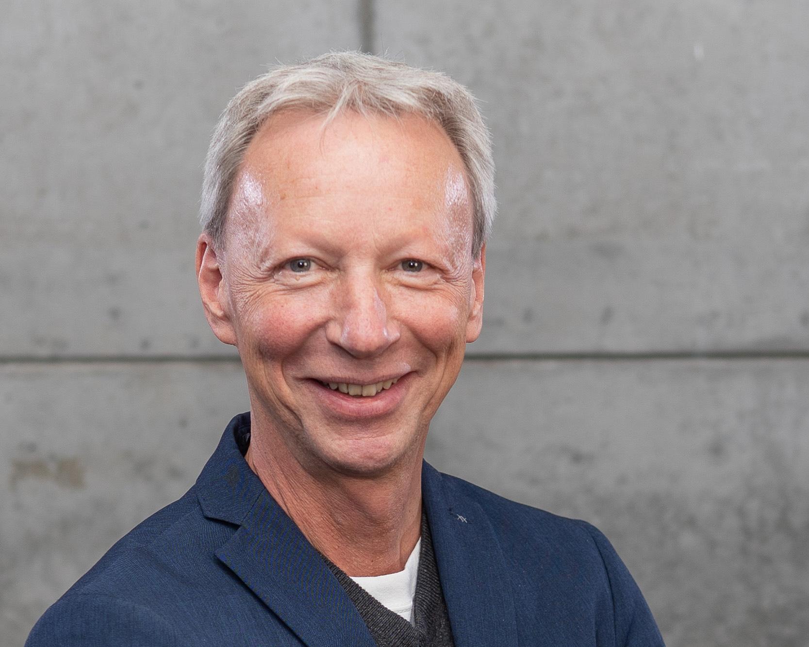 Portrait von Ulrich Tormin